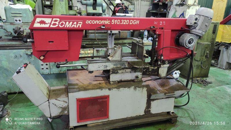 Bomar Ergonomic 510.320 DGH